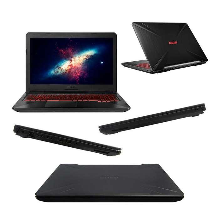 Laptop Asus FX504GMEN330 15.6' i7 8va 12GB 1TB V6GB GTX1060