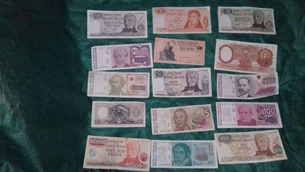 Billetes lote