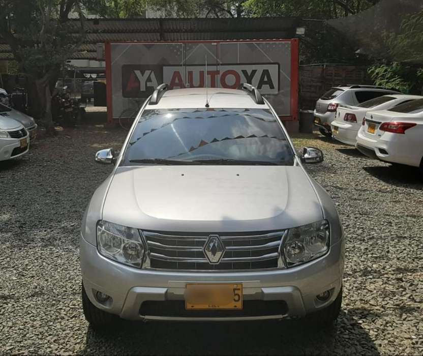 Renault Duster 2014 - 77822 km