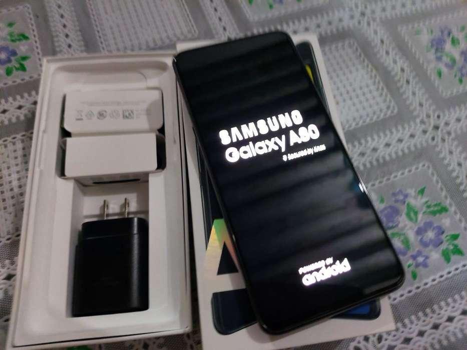 Vendo A80 Negro sin Usar 128 Gb Nuevo