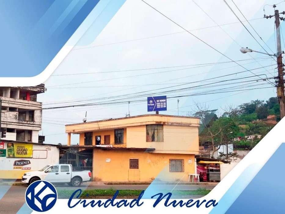 venta-casa-<strong>ciudad</strong> Nueva-bypass-chone-Av. Los Colonos