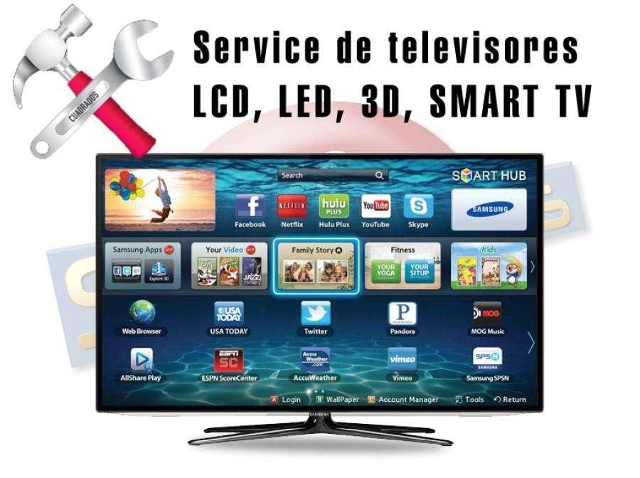 COMPRA VENTA Y REPARACIÓN DE TELEVISORES