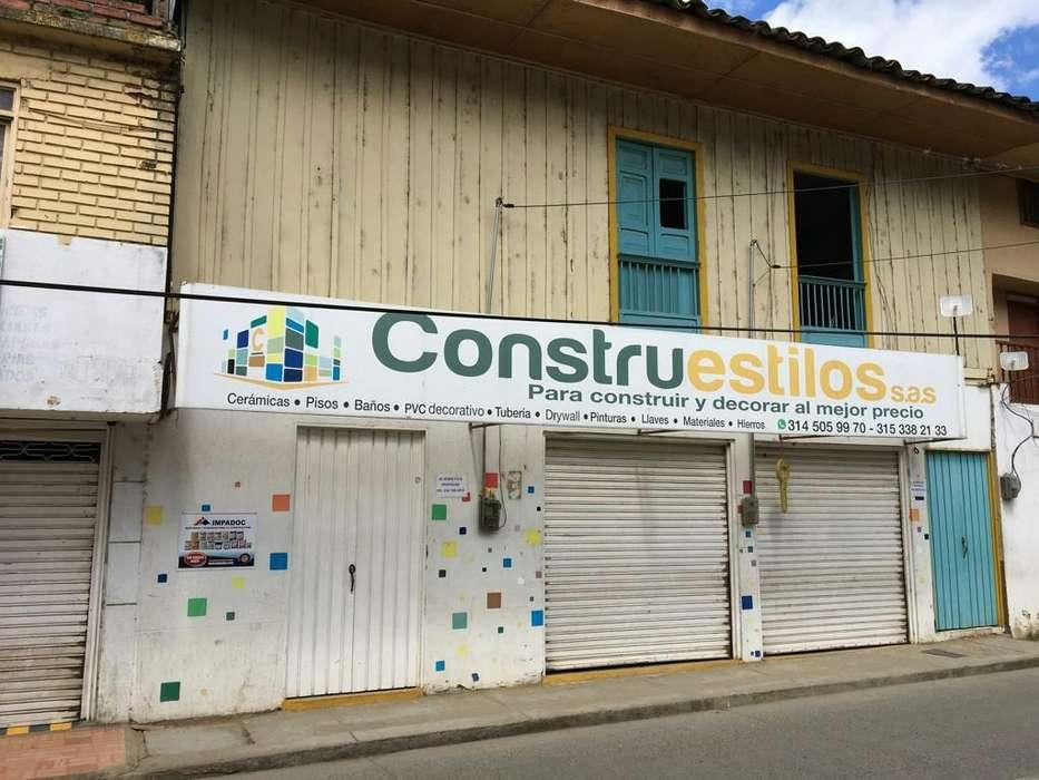 Vendo Casa en Zona Comercial de Darien