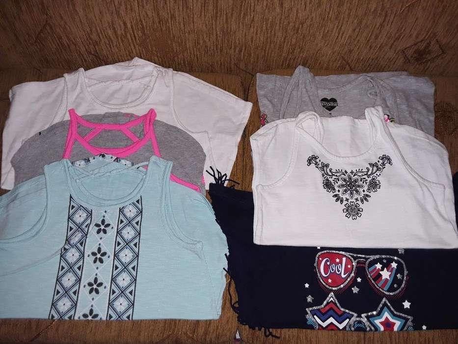 Camisetas Talla 7