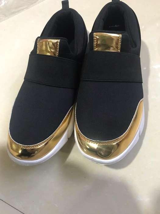 Vendo Zapatos Talla 8