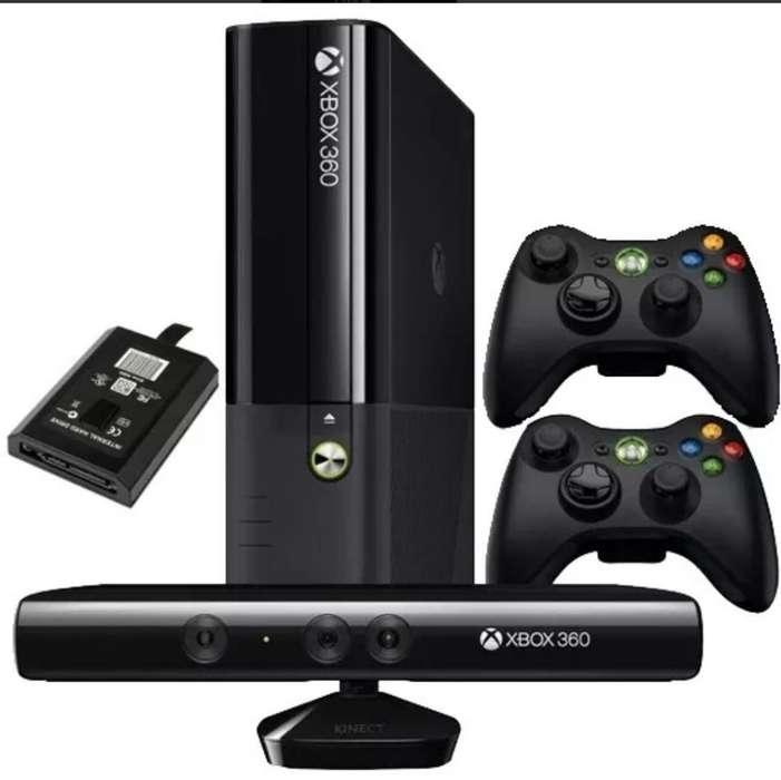 Xbox 360 5.0 Disco Duro 320g Kinect