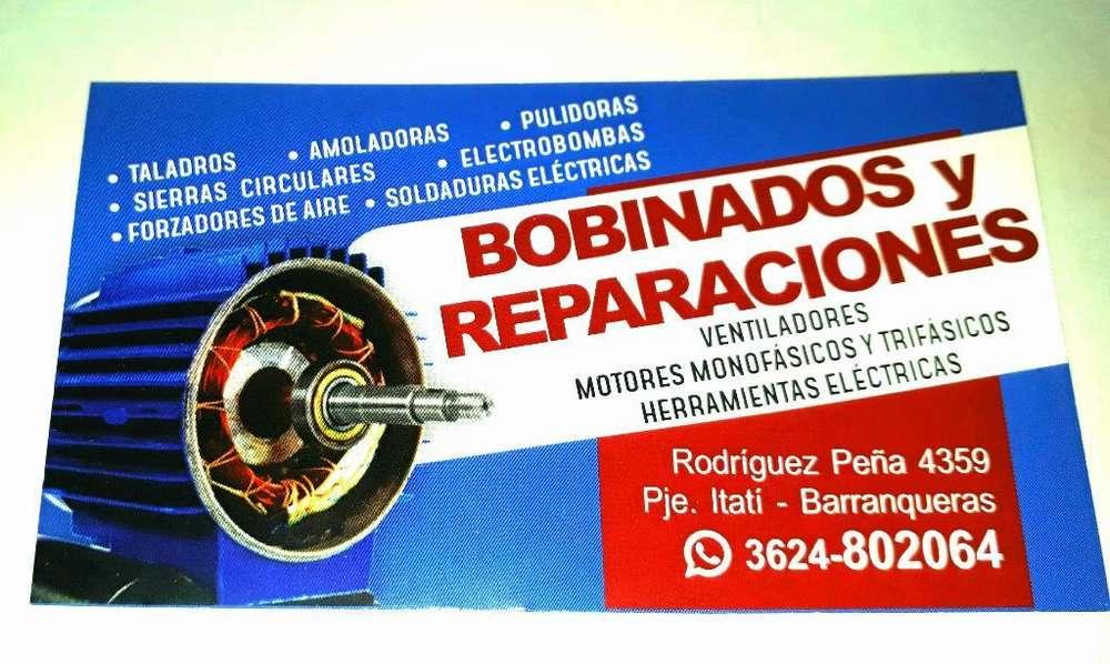 Bobinados Y Reparaciones
