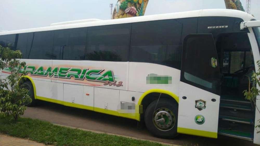 VENDO BUS 40 PUESTOS, MERCEDES BENZ