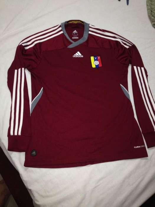 Camiseta Venezuela Vinotinto Original
