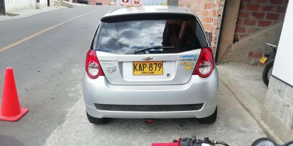 Chevrolet Aveo 2012 - 78281 km