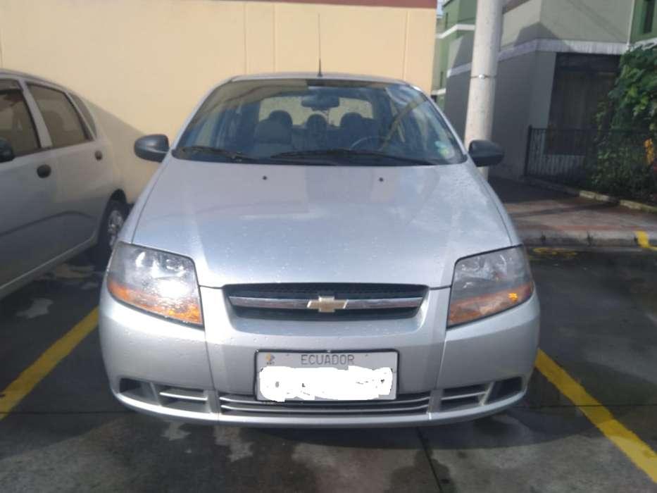 Chevrolet Aveo Family 2019 - 40000 km