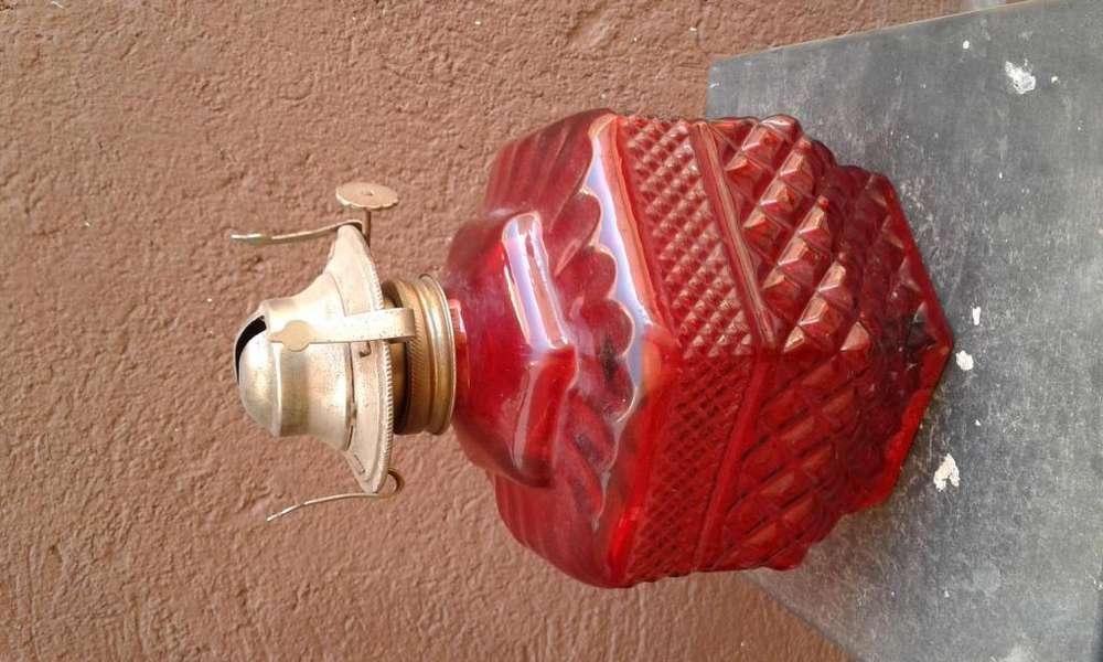 antigua lampara kerozen