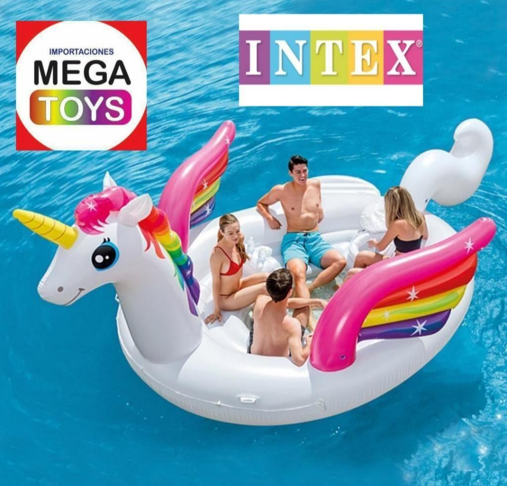 Bote Unicornio Intex