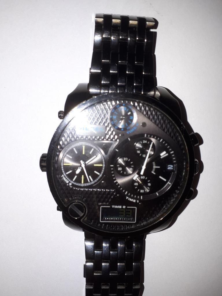 c1213f19b1ea Vendo Reloj Marca Diesel - Guayaquil
