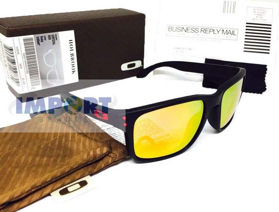 gafas oakley holbrook lente polarized envios todo el pais