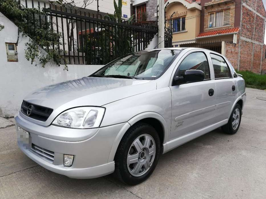 Chevrolet Corsa 2004 - 189000 km