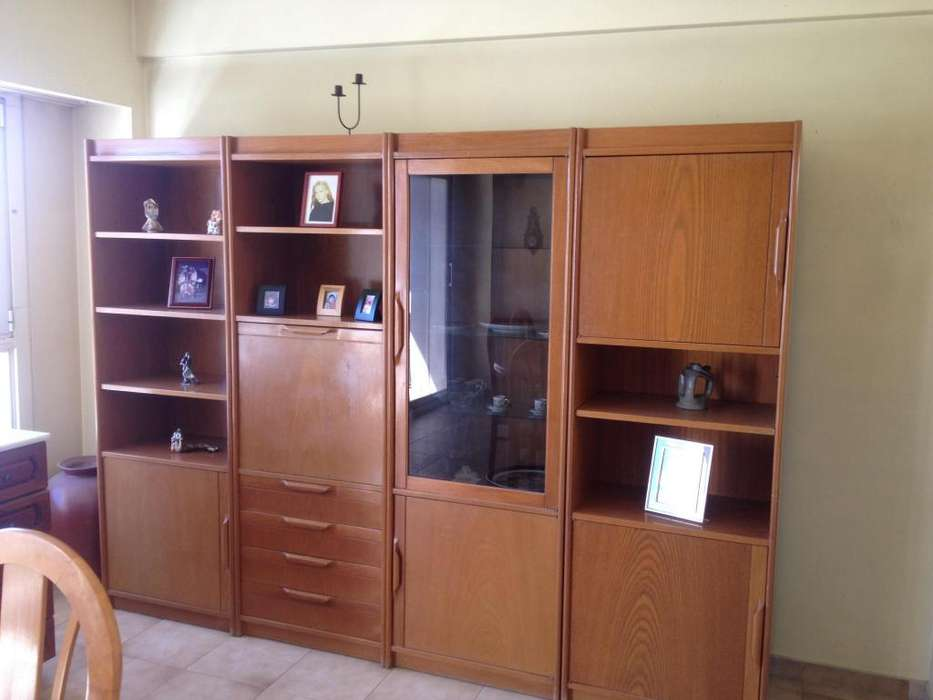 Mueble Modular Para Vajilla, Living <strong>comedor</strong>. Muy Buen Estado
