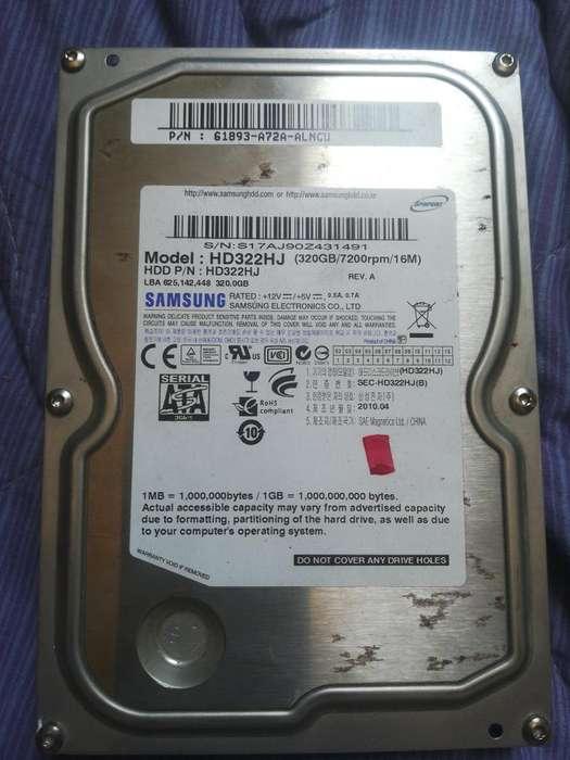 Disco Duro 320gb Samsung