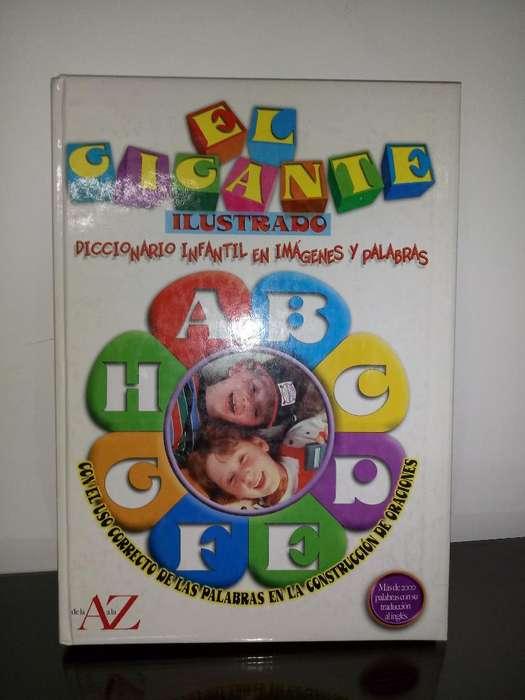 Libro de Ingles para Niños El Gigante