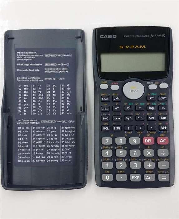 <strong>calculadora</strong> CASIO SCIENTIFIC CALCULATOR fx-350ES