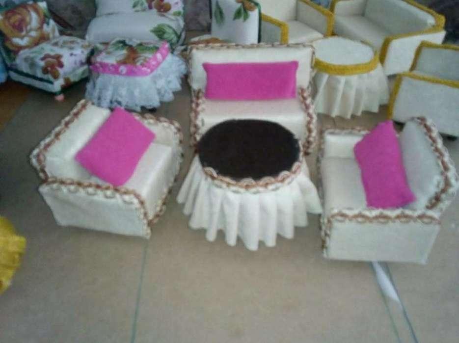 Salas para Las Barbies