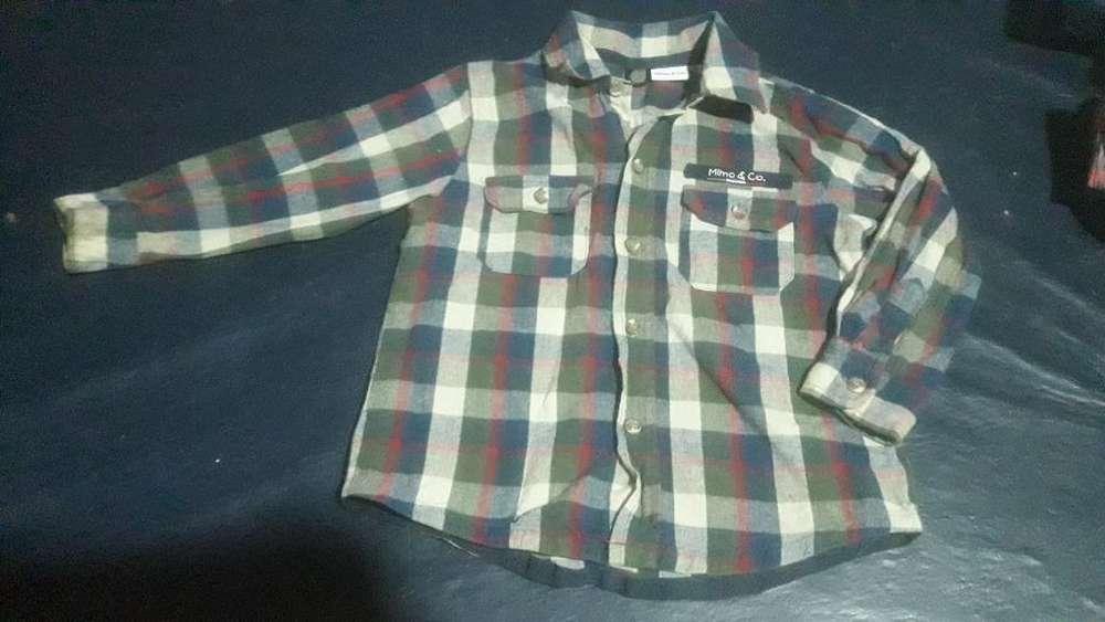 Camisa de Nene Mimo &co