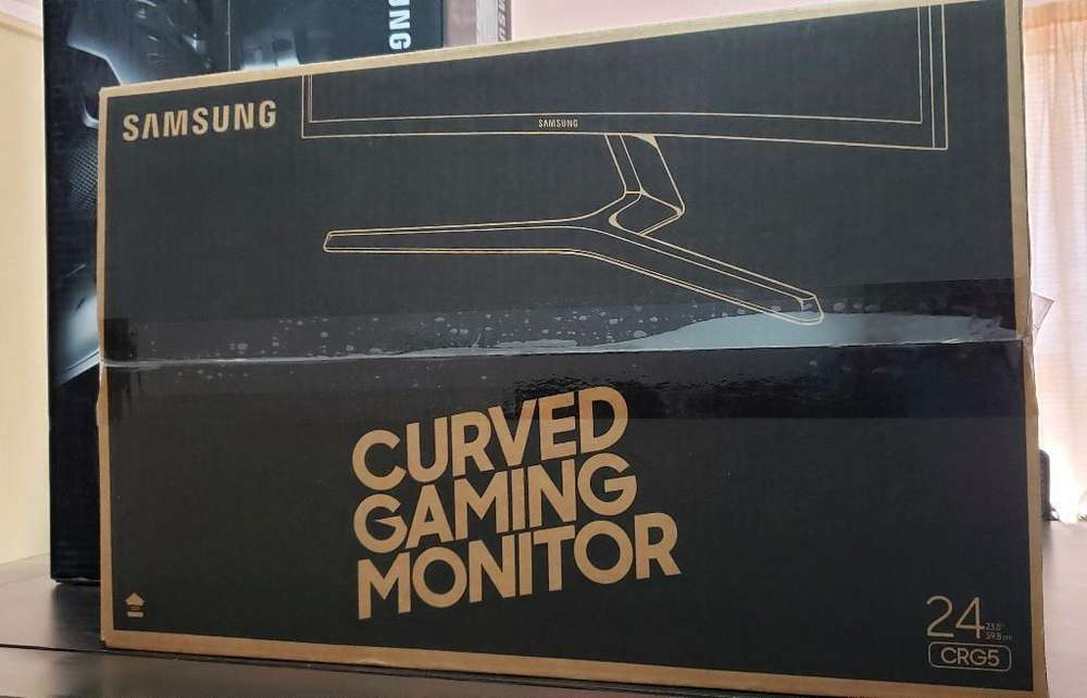 <strong>monitor</strong> Samsung 24 144hz Curvo C24rg50