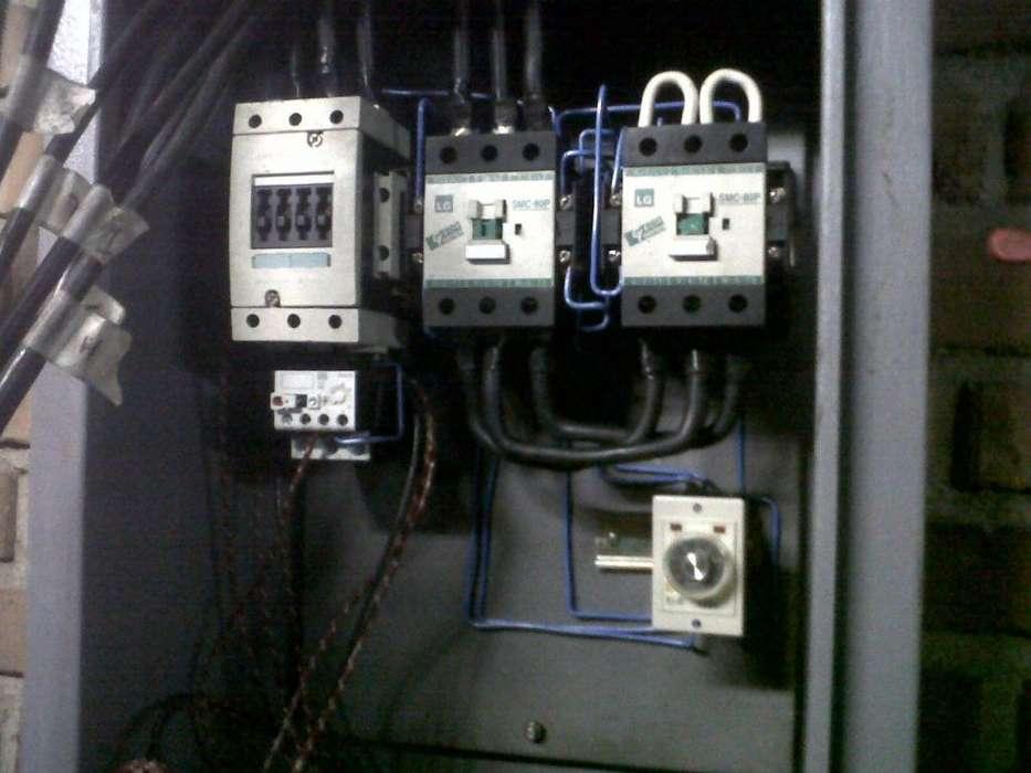 Tecnico Electricista en Baja Tension