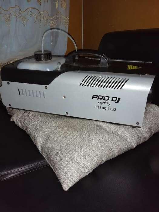 Maquina de Humo Pro Dj 1500