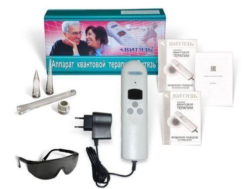 Equipo De Laserterapia Vityas Con Boquillas Y Gafas
