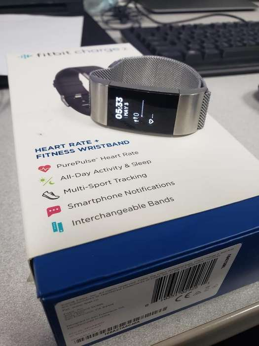 Vendo Fitbit Charge 2