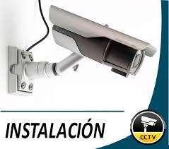 Instalacion de Camaras & ALarmas, Mantenimiento preventivo y correctivo de Computadores, portatiles .