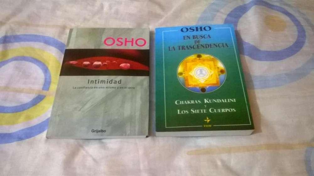 OSHO - 2 Libros