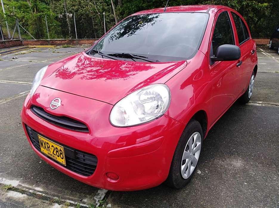 Nissan March 2015 - 46500 km