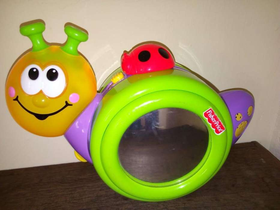Fisher Price Musical Y con Luces