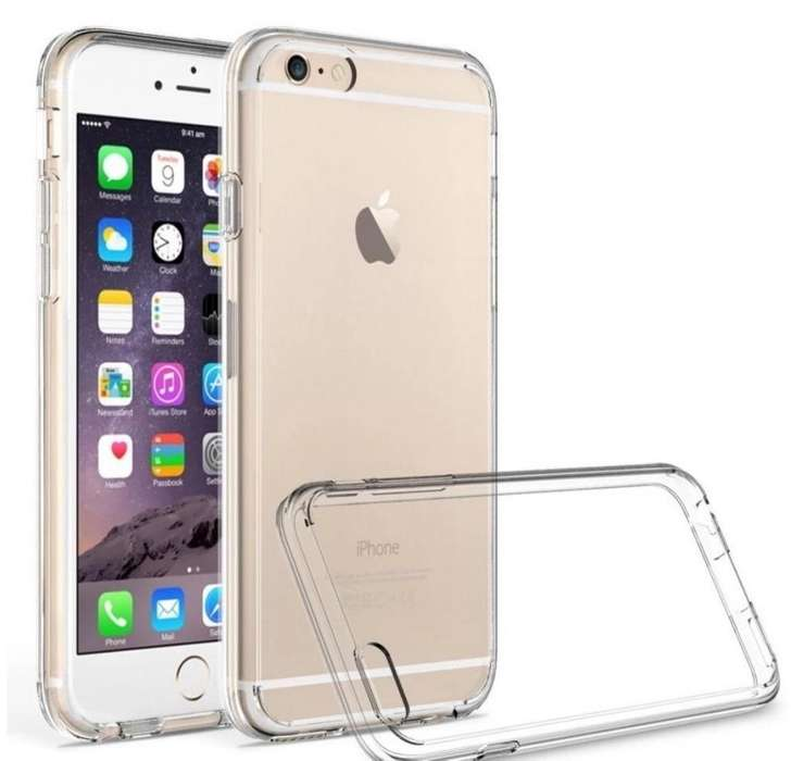 Funda Rigida Transp iPhone 7