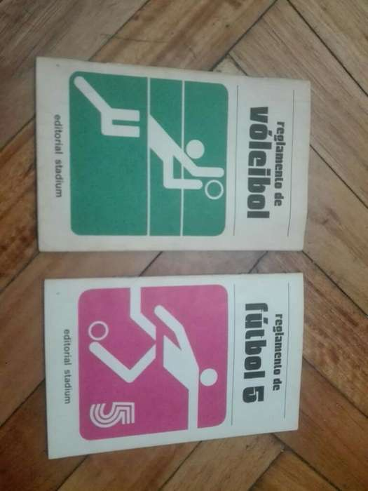 Reglamentos Futbol5 Y Voleibol