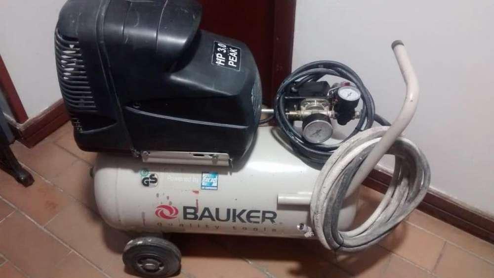 Compresor Bauker 3 HP
