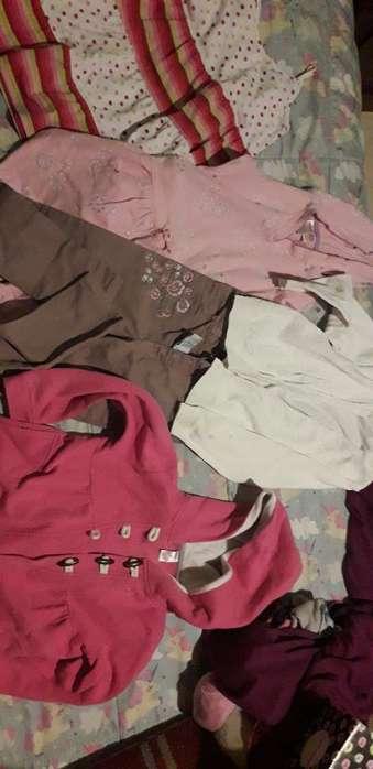 Lote de <strong>ropa</strong> para Nena Talle6
