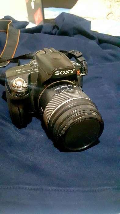 Cámara Sony A390