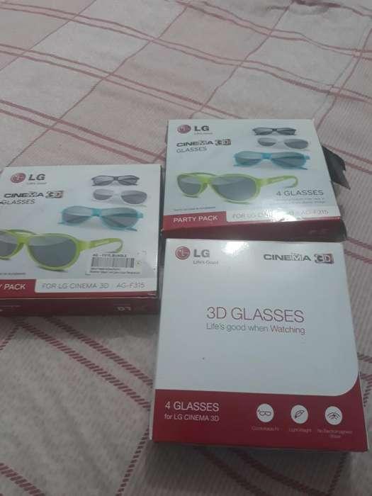 Smart 3d Lg Gafas Originales por Caja