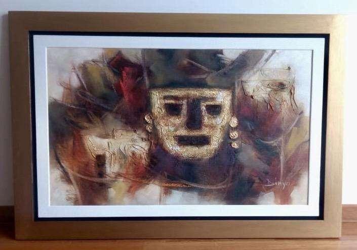 Vendo Pintura Al Oleo