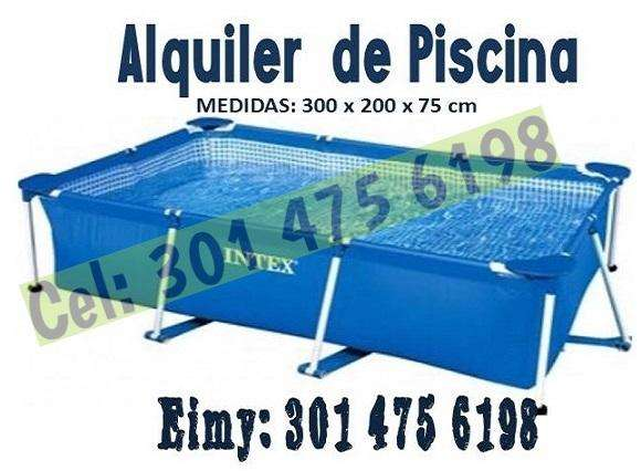 Piscina 3 X2