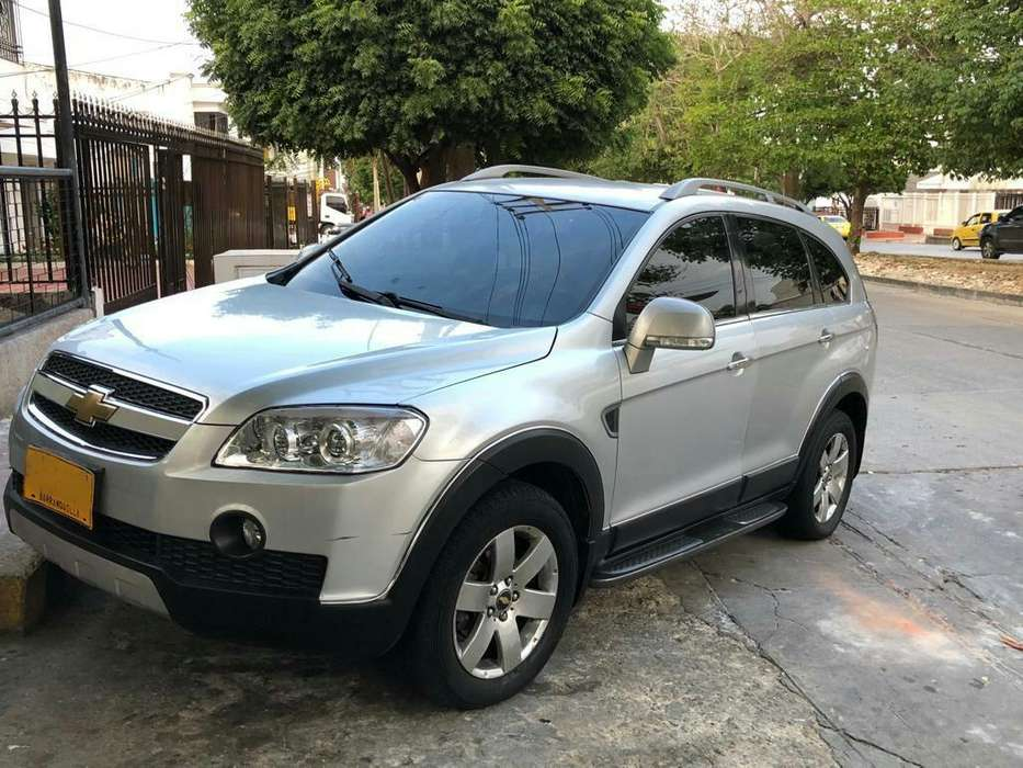 Chevrolet Captiva 2008 - 130000 km