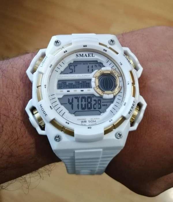 Relojes Smael Acuaticos