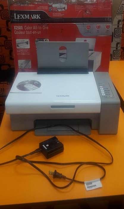 Impresora LEXMARK X2500-Repuesto-