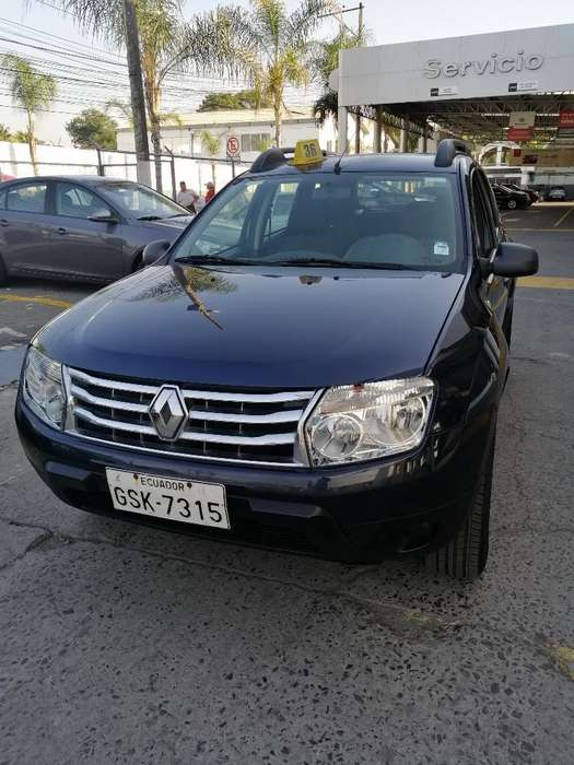 Renault Duster 2014 - 99200 km