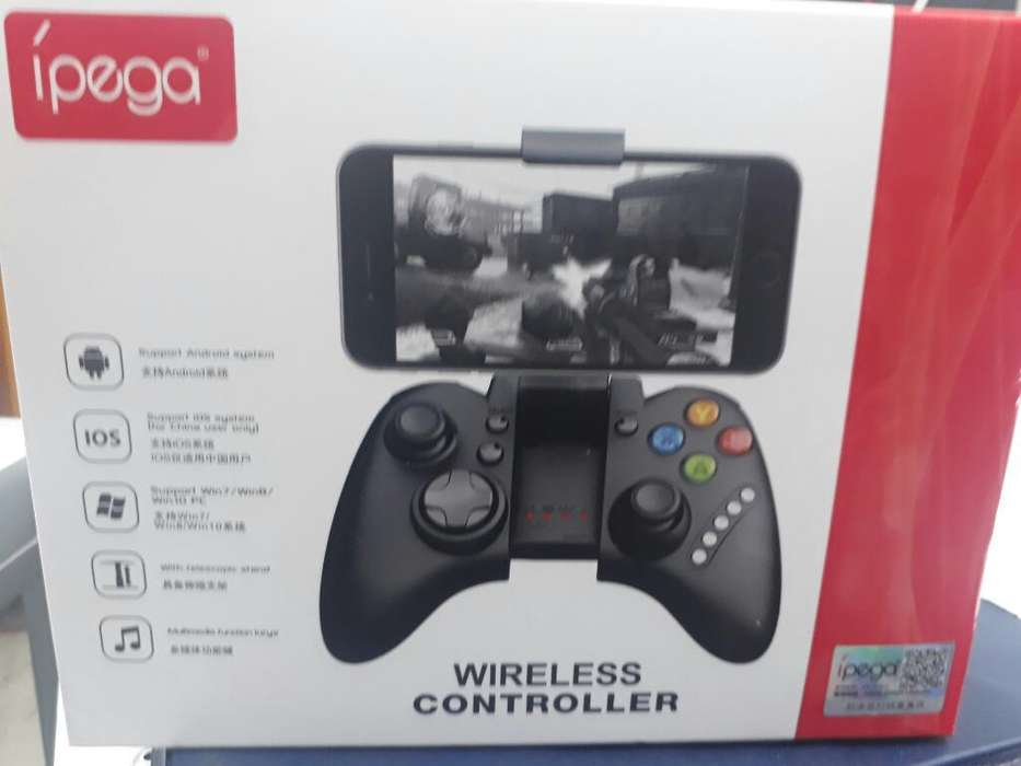 Control Ipega (android) Nuevo