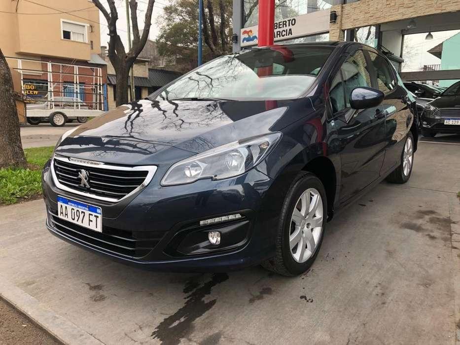 Peugeot 308 2016 - 65000 km