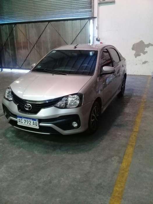 Toyota Etios 2018 - 0 km